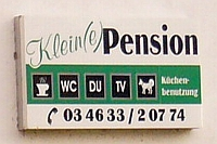 Kleine Pension